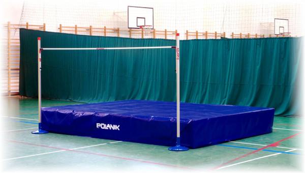 Polanik Hochsprungmatte für Schulsporthallen