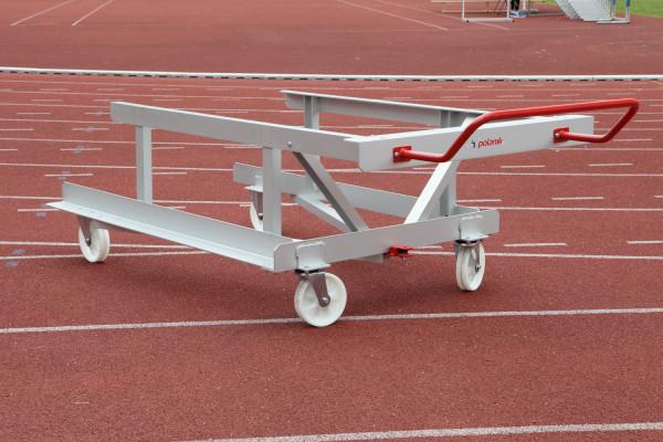 Polanik Hürdenwagen für Wettkampfhürden