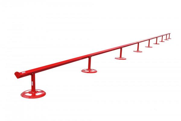 Polanik Hallen-Kugelrücklaufrinne - 20 m