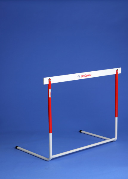 Polanik Trainingshürden aus Stahl mit gebogenen Füßen