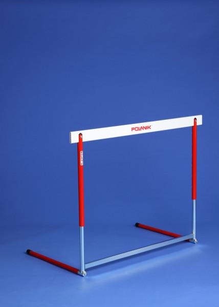 Trainingshürden aus Stahl mit Schraubfüßen