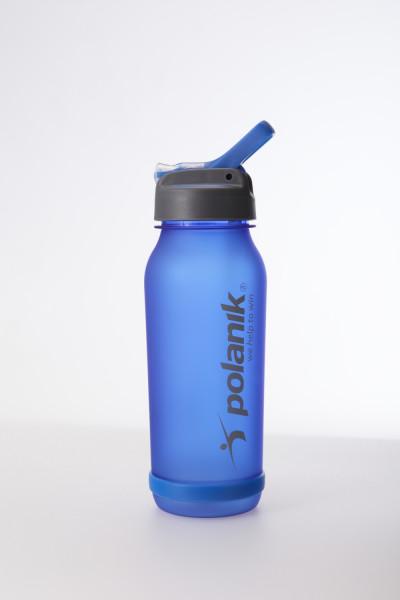 Trinkflasche aus Titan - Blau - 750 ml