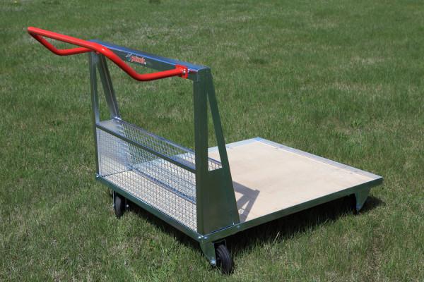 Transportwagen für modulare Unterbauten