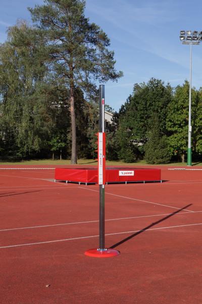 Polanik Hochsprungständer mit Mehrfachaufliegern - 50 bis 200 cm